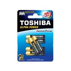 TOSHIBA LR03GCH BP6 - Μπαταρία αλκαλική