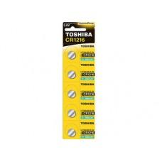 TOSHIBA CR1216 PW BP-5 - Μπαταρία Λιθίου