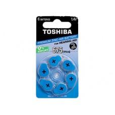 TOSHIBA BATΤ. TOSHIBA PR44 NE(MF) DP-6 - Μπαταρία Zinc Air