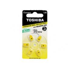 TOSHIBA BATΤ. TOSHIBA PR70 NE(MF) DP-6 - Μπαταρία Zinc Air