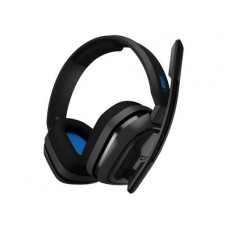 ASTRO A10 - Ενσύρματα Gaming Ακουστικά - Γκρι/Μπλε