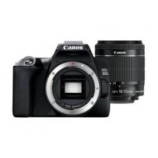 CANON EOS 250D Kit EF-S 18-55mm - κάμερα DSLR - Μαύρο