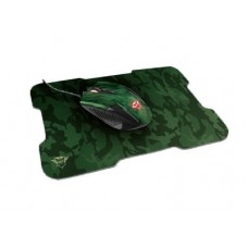 TRUST - GXT 781 Rixa Camo Gaming Mouse & Mouse Pad