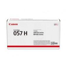 CANON 057H High Yield Black Toner Cartridge (10,000 Pages*) 3010C002AA - Toner Cartridge - Μαύρο