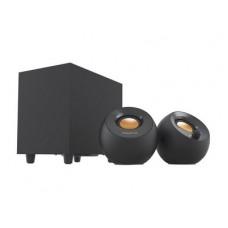 CREATIVE SPEAKERS PEBBLE PLUS 2.1 USB BLK_51MF0480AA000