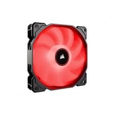 CORSAIR AF140 PRO RED LED 140MM - FAN - SINGLE PACK