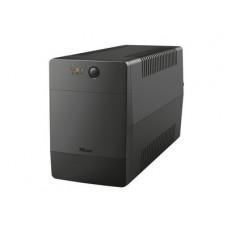 TRUST - Paxxon 1500VA UPS with 4 standard wall power outlets - Σύστημα UPS - Εξωτερικό