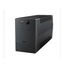 TRUST - Paxxon 800VA UPS with 2 standard wall power outlets - Σύστημα UPS - Εξωτερικό
