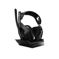 ASTRO A50 PS4/PC & Base Station - Aσύρματα Gaming Ακουστικά - Μαύρο