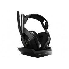 ASTRO A50 XB1/PC & Base Station - Aσύρματα Gaming Ακουστικά - Μαύρο/Χρυσό