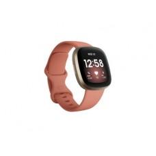 FITBIT Versa 3 Smartwatch - Pink Clay / Χρυσό