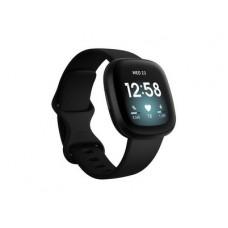 FITBIT Versa 3 Smartwatch - Μαύρο