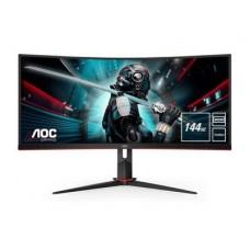"""AOC CU34G2X - Οθόνη υπολογιστή - UQHD CURVED LED - 34"""""""