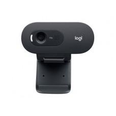 LOGITECH WEB CAMR C505 HD 720p BLACK