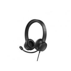 TRUST - RYDO On-Ear USB Headset - Μαύρο
