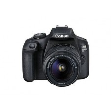 CANON EOS 2000D BK 18-55 SEE - κάμερα DSLR - Μαύρο