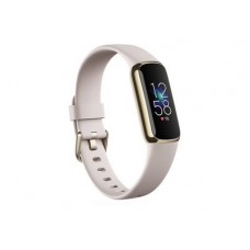 FITBIT Luxe - Lunar White / Soft Gold