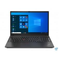 LENOVO Laptop ThinkPad E15 15.6'' FHD IPS/i5-1135G7/8GB/256GB SSD/Intel Iris graphics/Win 10 Pro/3Y NBD/Black Part No: 20TD0004GM
